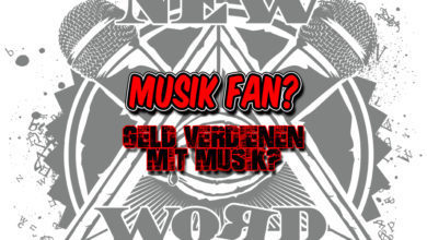 Photo of Musik Fans gesucht!